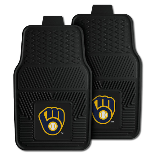 Milwaukee Brewers Fanmat Car Mats