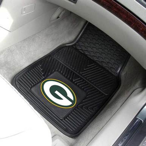 Green Bay Packers Fanmat Car Mats