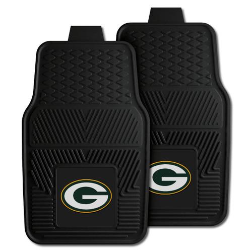 Green Bay Packers Fanmat Car Mats
