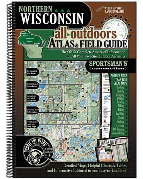 Northern Wisconsin Atlas and Field Guide