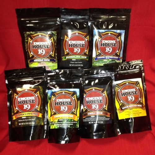 Engine House 19 Food Mix 7-Pack