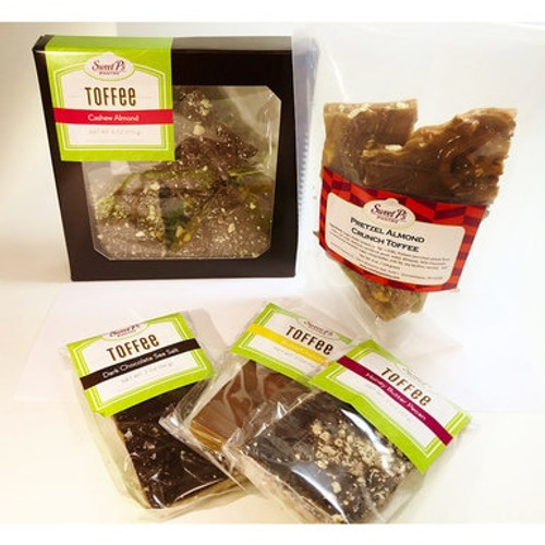 Toffee Gift Box Sampler
