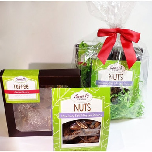 Award Winning Pecans and Toffee Gift