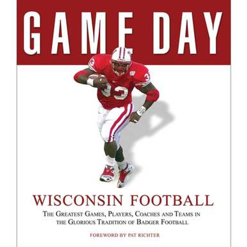 Game Day: Wisconsin Football - Book