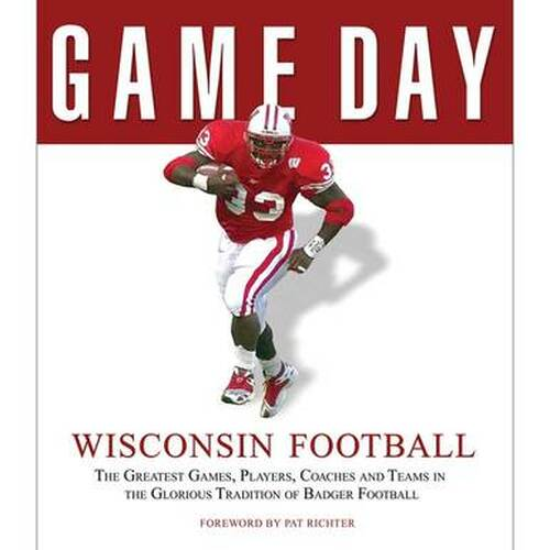 Wisconsin Football -Game Day Book