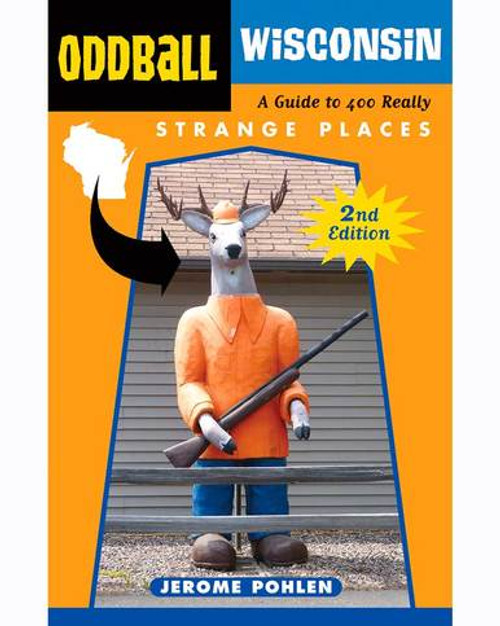 Oddball Wisconsin - Book
