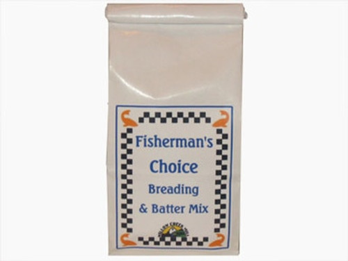Fisherman's Choice Breading & Batter Mix