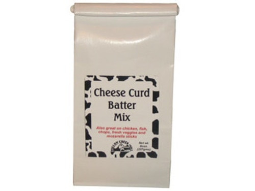 Cheese Curd Batter Mix