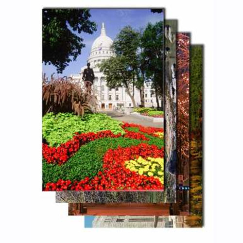 Scenic Madison Wisconsin Greeting Cards
