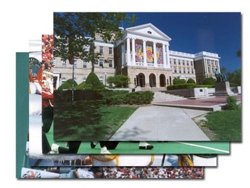 University of Wisconsin B Card Gift Set