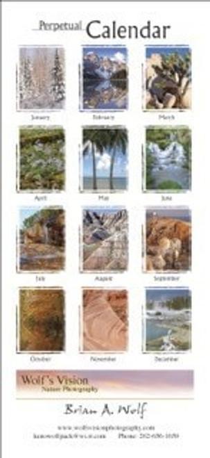 Perpetual Calendar - Scenery