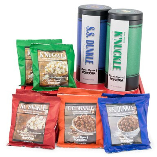 Chocolate Lovers Popcorn Snack Pack