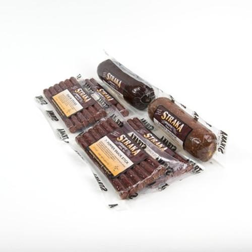 Straka's Favorite Summer Sausage and Snack Stick Bundle