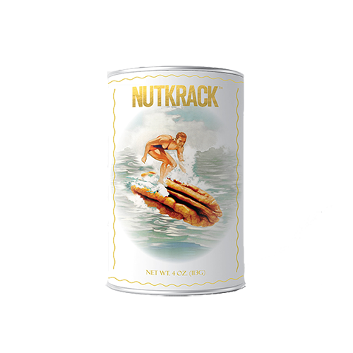 Nutkrack Classic Candied Pecans - 16 ounce can