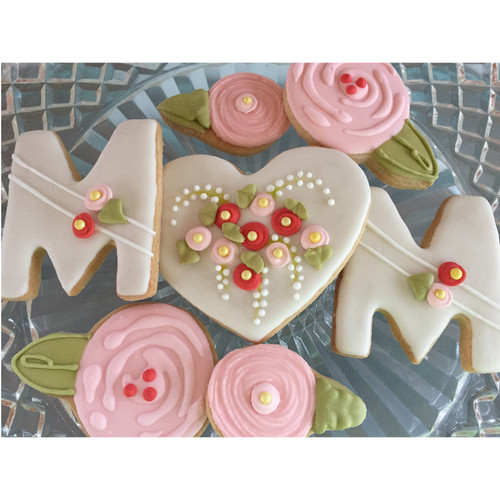 Cookies From Scratch- Mother's Day Precious Cookie Gift