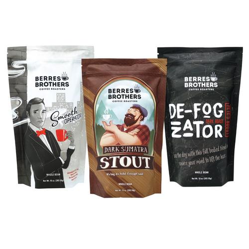 Dark Roast 3 Pack Coffee Bundle by Berres Brothers Coffee Roasters