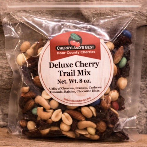 Deluxe Cherry Trail Mix by Door County Cherryland's Best