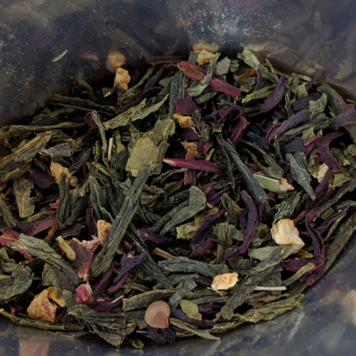 Cultivate Taste - Organic Hibiscus Lemon Green Tea