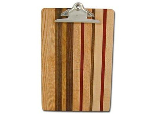 Wooden Letter Size Clipboards