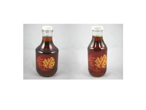 Wisconsin Maple Syrup in Glass Decanter