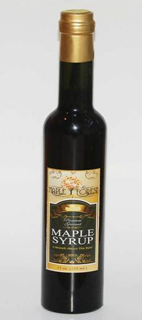 Pure Maple Syrup - Wine Bottle