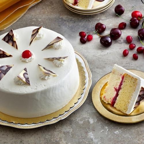 Gluten Free Trinity Layer Cake
