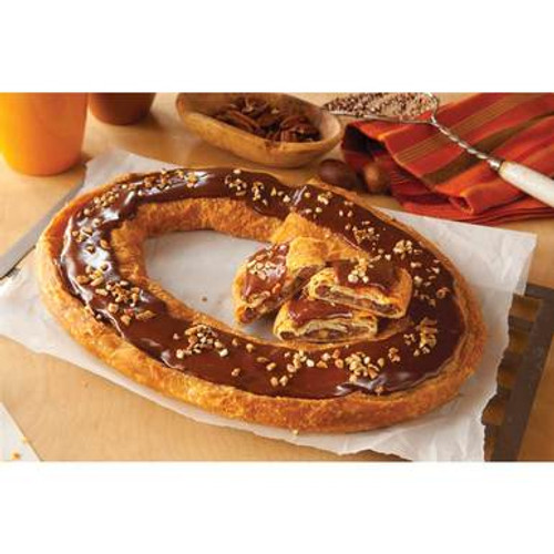 O & H Danish Turtle Flavor Kringle