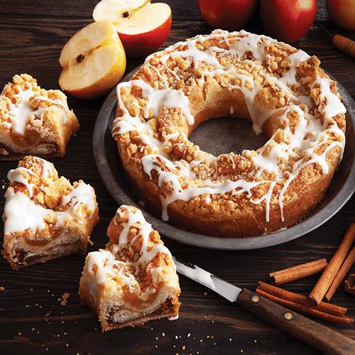 Apple Cinnamon Coffee Cake Gift