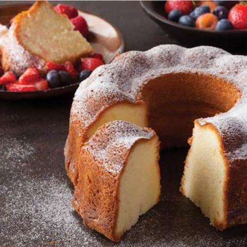 Copenhagen Crown Cake