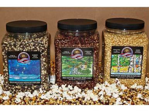Gourmet Popping Corn Assortment