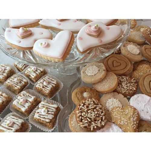 Wedding Dessert Cookie Ultimate Assortment