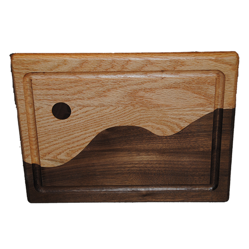 Wooden Cutting Boards - Moonscape Design