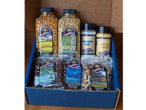 Popcorn Lovers Gift Set