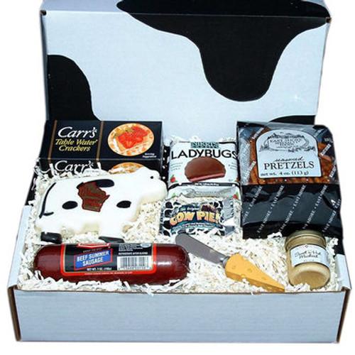 Moo-Terrific Snack Box
