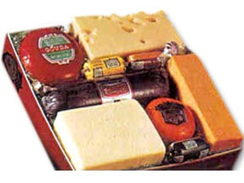 Popular Cheese and Sausage Gift Box