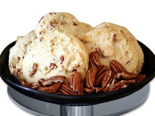 Pecan Shortbread Cookies - Main Image