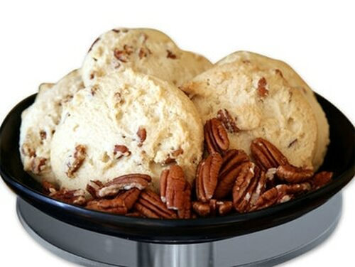 Homemade Pecan Shortbread Cookies