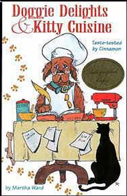 Doggie Delights and Kitty Cuisine - Book