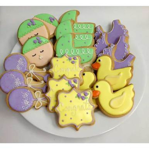 New Arrival Hand Decorated Sugar Cookies