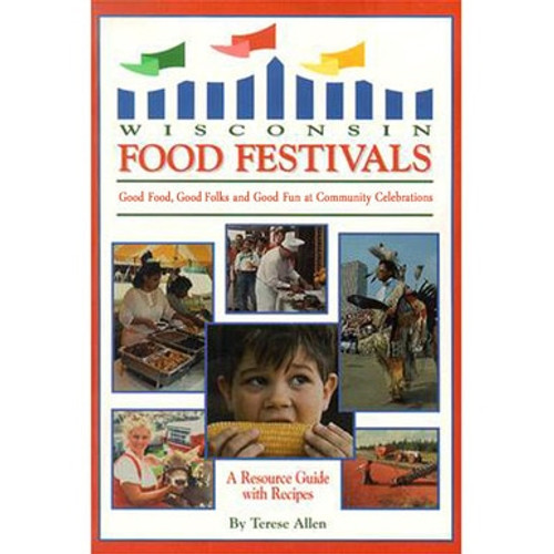 Wisconsin Food Festivals - Book