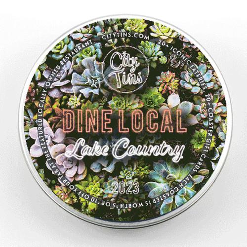 CityTins Lake Country Restaurant Edition