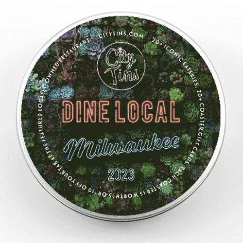 CityTins Milwaukee Restaurant Gift Cards