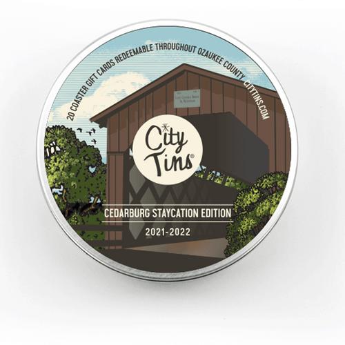 CityTins Cedarburg Staycation Gift Cards