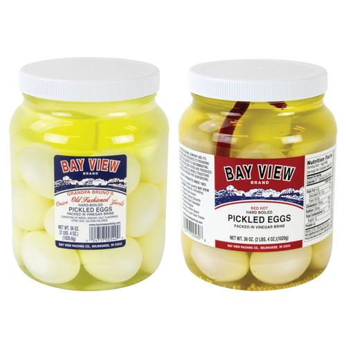 Pickled Eggs Variety Pack