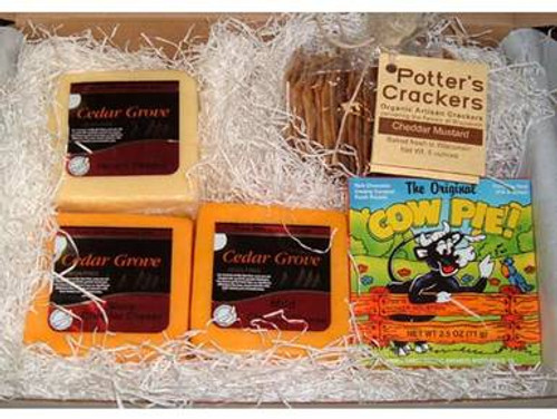 Sweet Home River Valley Cheese Gift Box
