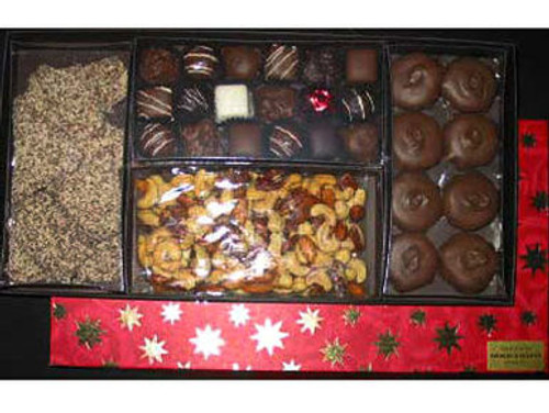 Festival Favorites Chocolate Nuts Gift Box