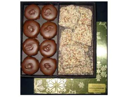 Chocolate Paws Toffee Gift Box