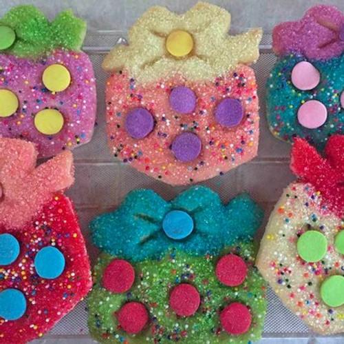 Birthday Gifts Sugar Cookie Crisp Gift Box