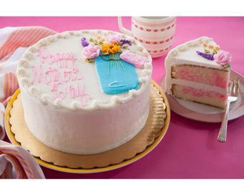 Mother's Day Decorated Layer Cake