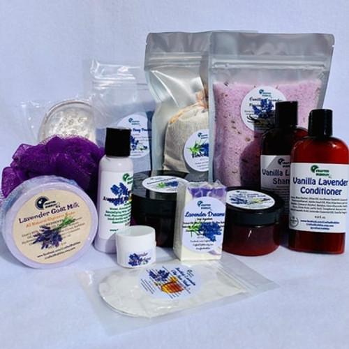 Lavender Dreams Gift Basket